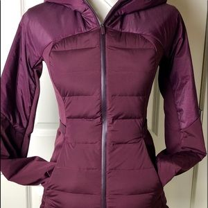 Lululemon Down For It All Jacket NWT 4